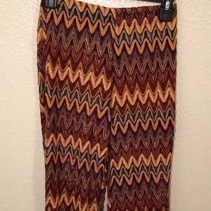 Forever 21 beach coverup pants, size XS